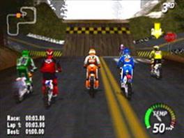 Speel als verschillende felgekleurde racertjes.