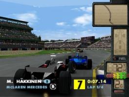 Na elke race kun je en gedetailleerde herhaling bekijken.