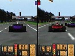 Waanzinnige duels voor 2 spelers en 5 race standen en 6 camerastandpunten!