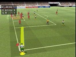 Zou wel handig zijn als Robben ook zo'n pijl te zien kreeg als hij een penalty moest nemen...