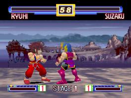 Er is ook een Story Mode in de game aanwezig.