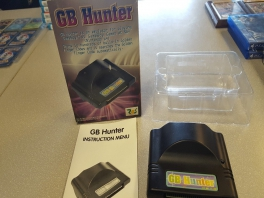 Met de GB Hunter kan je Gameboy en Gameboy Color games spelen op je <a href = https://www.mario64.nl/Nintendo-64-spel.php?t=Nintendo_64 target = _blank>Nintendo 64</a>!