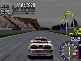 Deze game is gewoon een goede racegame, maar geen heel bijzondere.