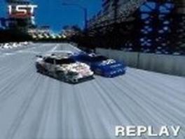 Na de race kun je alles in de replay nog een keer goed bekijken.