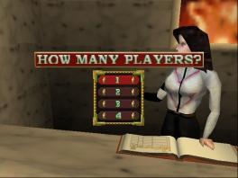 Speel met maximaal 4 spelers.