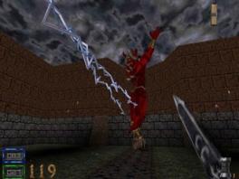 Vecht tegen angstaanjagende demonen!