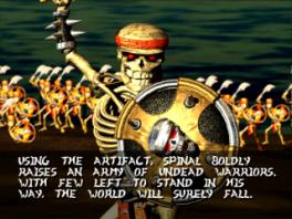 Er is in deze game ook een verhaalmodus aanwezig.
