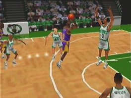 Met basketbal wordt er ook veel gesprongen.