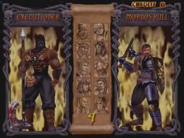 Speel als verschillende middeleeuwse vechters.