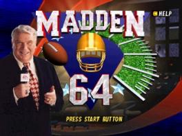 John Madden, van wie de naam van deze game is afgeleid, verzorgt het commentaar.