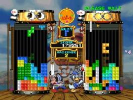 Niet zo wanhopig kijken, Mickey. Er is meer in het leven dan Tetris!