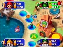 <a href = https://www.mario64.nl/Nintendo-64-spel.php?t=Mario_Party_2>Mario Party 2</a> bevat meer dan 60 Mini-games!