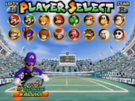 Speel als Mario en 15 van zijn vrienden. Oh ja, je kan ook nog 4 ongerelateerde mensen vrijspelen.
