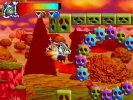 Deze game is de eerste 2D-sidescroller die uitkwam voor de <a href = https://www.mario64.nl/Nintendo-64-spel.php?t=Nintendo_64 target = _blank>Nintendo 64</a>.