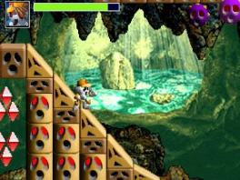 Je speelt in deze game niet alleen als Marina, maar ook als enkele andere robots.