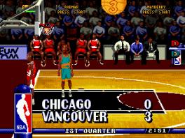 Alle voorwerpen en personages zijn 2D-sprites; wat dat betreft lijkt deze game net een SNES-game.