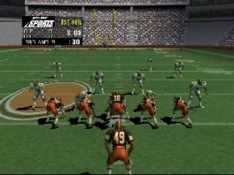 Alle teams uit de NFL zijn vertegenwoordigd.