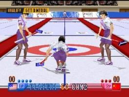 Curling, nog steeds saai op de <a href = https://www.mario64.nl/Nintendo-64-spel.php?t=Nintendo_64 target = _blank>Nintendo 64</a>!