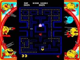Wie had in 1980 gedacht dat Pacman ooit in een vechtgame met Mario en Sonic zou verschijnen?