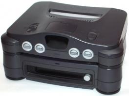 Dankzij de N64 Disk Drive nog meer spellen te spelen op je <a href = https://www.mario64.nl/Nintendo-64-spel.php?t=Nintendo_64 target = _blank>Nintendo 64</a>!