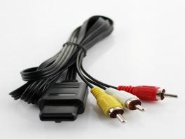 Ookal zie je het niet aan de buitenkant. Er zijn twee versies van deze kabel. Voor de Europese <a href = https://www.mario64.nl/Nintendo-64-spel.php?t=Nintendo_64 target = _blank>N64</a> en alle andere regio's.