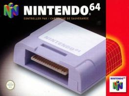 De <a href = https://www.mario64.nl/Nintendo-64-spel.php?t=Nintendo_64_Controller_Pak target = _blank>Controller Pak</a> is een klein dingetje wat in een te grote doos zat!
