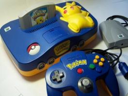 Ideaal om Pok&#233;mon Snap of <a href = https://www.mario64.nl/Nintendo-64-spel.php?t=Pokemon_Stadium target = _blank>Pok&#233;mon Stadium</a> op te spelen!