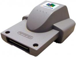 Compatibel met meer dan 200 games, waaronder F-Zero X en <a href = https://www.mario64.nl/Nintendo-64-spel.php?t=Lylat_Wars target = _blank>Lylat Wars</a>.
