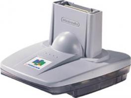 De <a href = https://www.mario64.nl/Nintendo-64-spel.php?t=Nintendo_64_Transfer_Pak target = _blank>Transfer Pak</a> stelt je in staat Gameboygames aan Nintendo 64-games te linken.