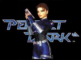 "Joanna Dark, ook wel gekend als ""Perfect Dark""."