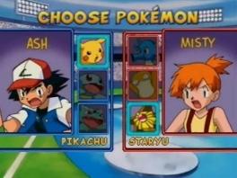 Versla de helden en vijanden uit de tv-serie en de games in Dr. Mario-achtige minigames.