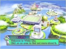 In deze wereld spelen alle minigames en gevechten zich af.
