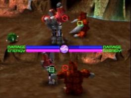 De transformaties tot gigantische robots zijn ook in deze game aanwezig!