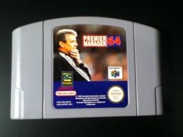 Één van de eerste voetbalgames waarin je niet de spelers, maar de manager bestuurt!