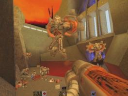 Dit spel is niet voor gevoelige gamers: lichamen spatten hier uiteen!