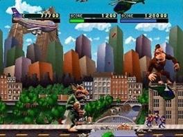 <a href = https://www.mario64.nl/Nintendo-64-spel.php?t=Rampage_World_Tour>Rampage World Tour</a> heeft 130 standaard levels, 14 bonus levels en veel verborgen levels.