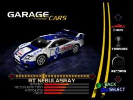 Kies uit verschillende supercars!