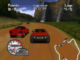 Speel als verschillende realistische auto's!