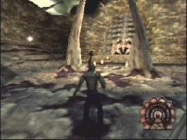 De omgevingen in dit spel zijn eng en beklemmend.