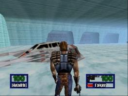 Speel als Dash Rendar, en help Luke Skywalker met het bevrijden van Leia!