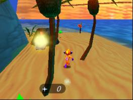 Deze game is een 3D-platformer in de ruimte!