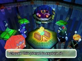 Speel op allerlei verschillende planeten!