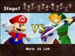Vecht met je favoriete Nintendokarakters tegen elkaar!