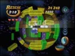 In <a href = https://www.mario64.nl/Nintendo-64-spel.php?t=Tetrisphere>Tetrisphere</a> zijn er 7 verschillende robots met elk hun eigen karakter.