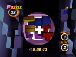 Deze game is de spirituele opvolger van de klassieke Tetris-games.