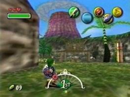 """Dit spel is een opvolger van de superhit """"<a href = https://www.mario64.nl/Nintendo-64-spel.php?t=The_Legend_of_Zelda_Ocarina_of_Time>Ocarina of time</a>""""."""