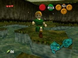Speel als Link, de Hero of Time, en reis tussen het verleden en de toekomst!