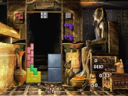 Het spel bevat mooie 3D-achtergronden.