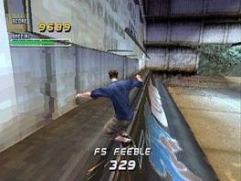 Ontwerp je eigen droom skatepark in real-time 3D met een grote variatie in schansen en rails.