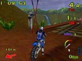 Dit is de eerste Top Gear-game waar ook motoren in zitten.